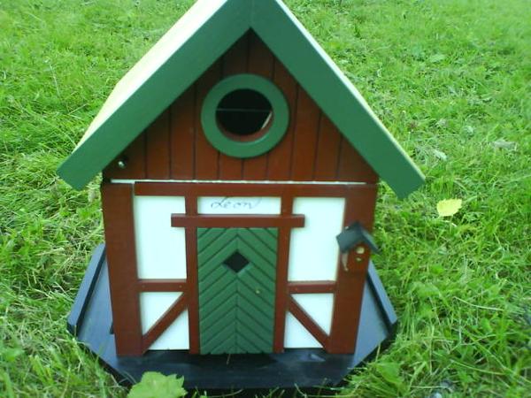 fågelholk